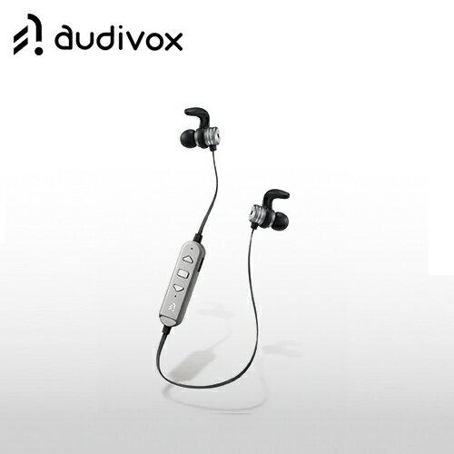 audivox運動藍牙耳機式隨身聽播放器質感銀【三井3C】