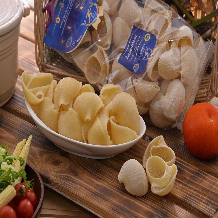 義大利貝殼麵 杜蘭朵小麥粗麵粉製 低熱量低GI 適糖尿病患者食用500公克