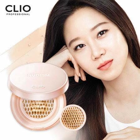 韓國 CLIO 珂莉奧 蜂窩狀氣墊粉餅 1+1組合(補充蕊) 12g+12g 氣墊粉餅 底妝 蜂窩氣墊粉餅【N202425】