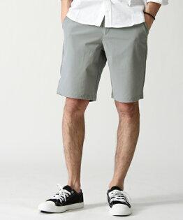 膝上短褲GRAY