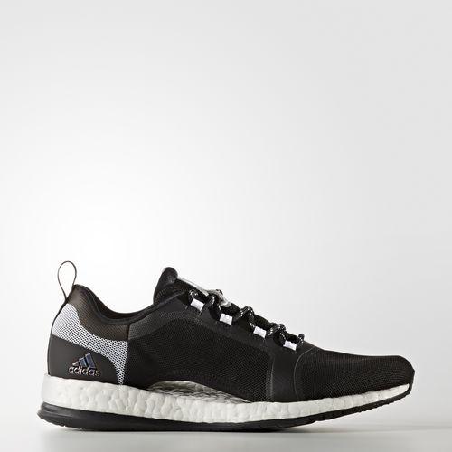ADIDAS TRAINING PURE BOOST X TRAINER 2.0 SHOES 女鞋 慢跑 訓練 休閒 網布 舒適 透氣 黑 【運動世界】 BB0699
