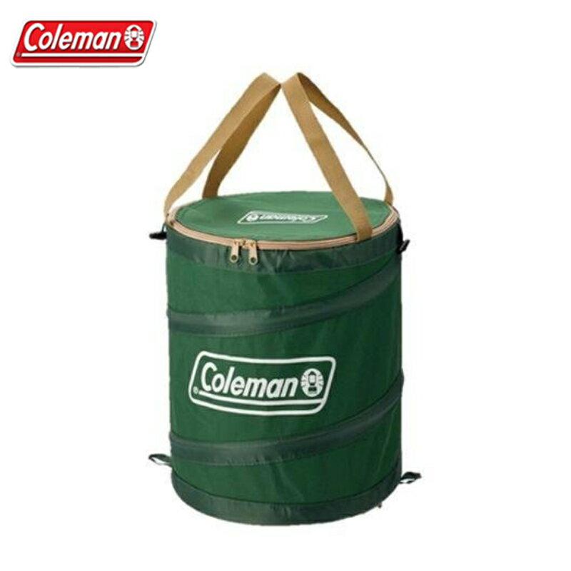 【露營趣】Coleman CM-6907 萬用魔術桶 垃圾桶 收納桶 水桶 RV桶