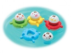 日本樂雅 Toy Royal 水上動物組