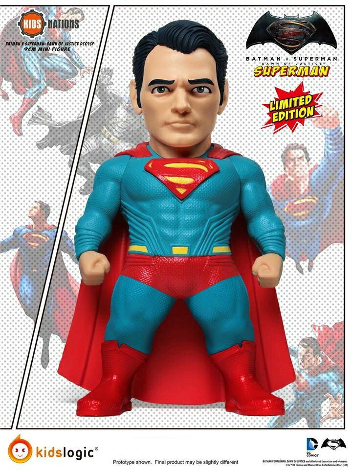 ◆時光殺手玩具館◆ 已結束 預定到貨日2016年第三季 公仔 DC01SP蝙蝠俠對超人:正