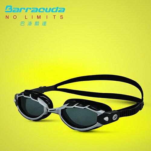 美國巴洛酷達Barracuda成人運動型抗UV防霧泳鏡-TRITON#33925 2
