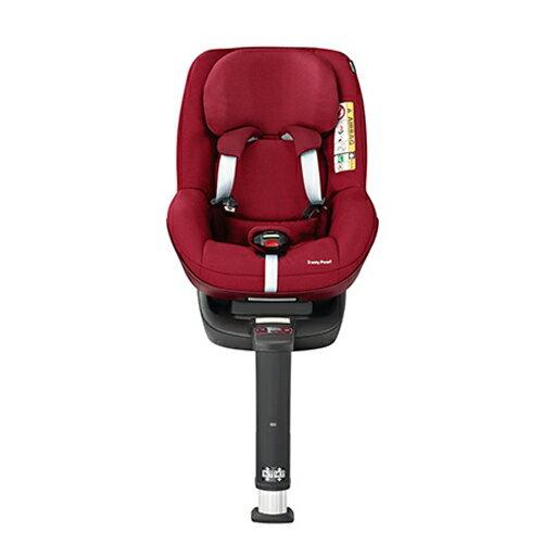 MAXI-COSI【iSize】2wayPearl雙向幼兒安全座椅-紅色(不含底座)【悅兒園婦幼生活館】