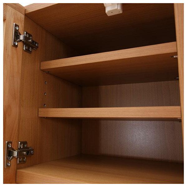 ◎櫥櫃 ALNUS3 105KB LBR NITORI宜得利家居 8