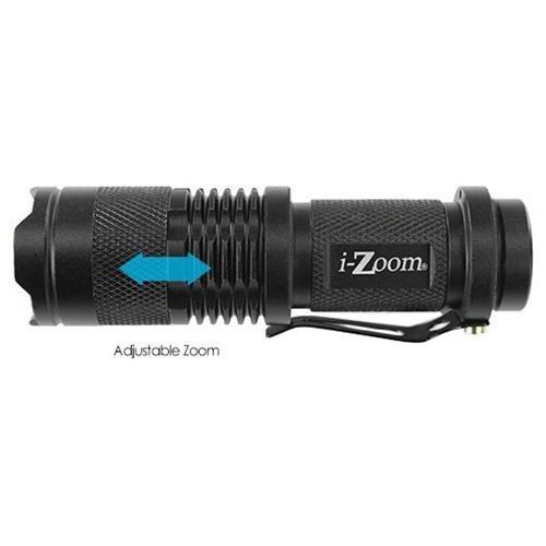 Tactical Waterproof LED Flashlight - 300 Lumens - 2 Pack 1
