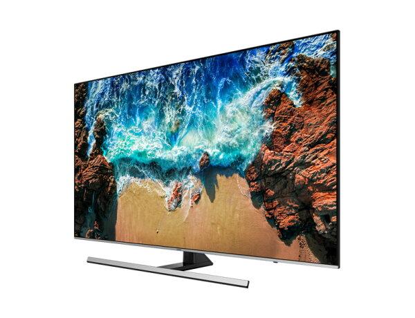★限量送艾美特空氣清淨機三星SAMSUNG55吋超4KUHD液晶電視UA55NU8000WXZW55NU8000台灣製造