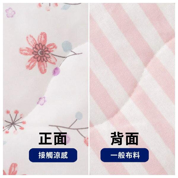 接觸涼感 枕頭保潔墊 N COOL FLOWER Q 19 NITORI宜得利家居 9