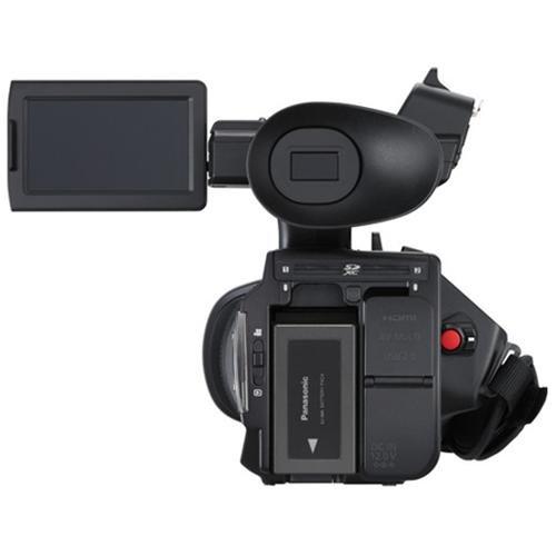 Panasonic HDC-Z10000 Twin-Lens 2D/3D Camcorder 1