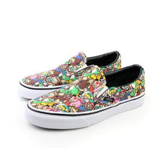 VANS Classic Slip-On 布鞋 迷彩 女款 no449