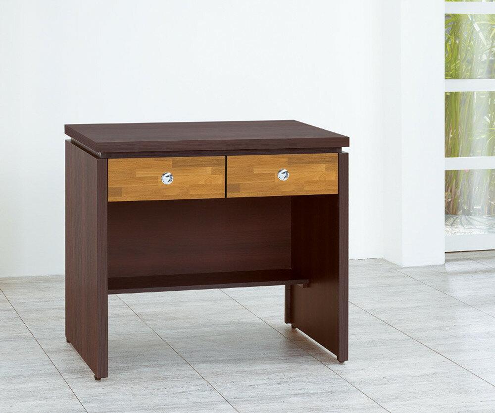 【MUNA】羅恩3尺二抽書桌(共三色)