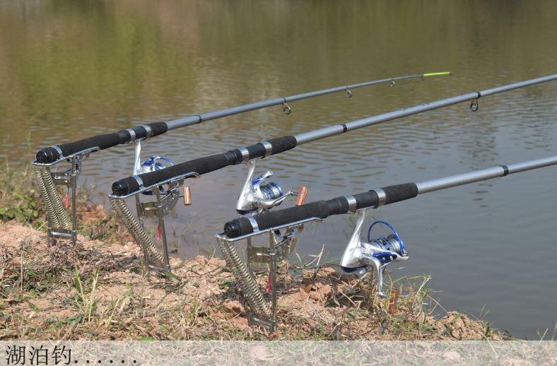 自動海竿起竿架 | 海竿 | 拋竿 | 彈簧 | 自動彈起 | 釣魚竿 | 彈釣器 | 起竿器 | 地插砲臺支架 | 釣竿 | 漁具 | 【愛家便宜購】