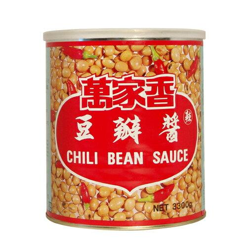 萬家香豆瓣醬 非基因改造黃豆 業務用大包裝 0