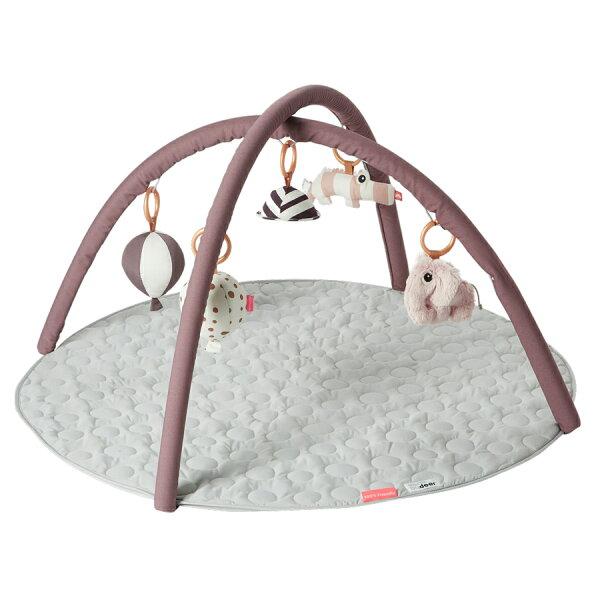 飛炫寶寶嬰幼兒精品館:飛炫寶寶【丹麥DonebyDeer】我的遊戲毯