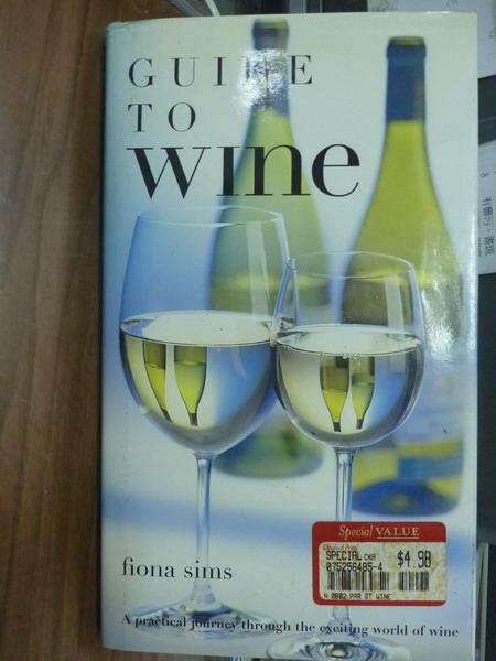 【書寶二手書T1/餐飲_QAP】Guide to Wine_Fiona Sims