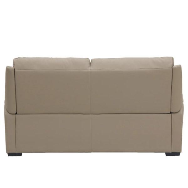 ◎(OUTLET)半皮2人用沙發 BEAZEL MO 福利品 NITORI宜得利家居 3