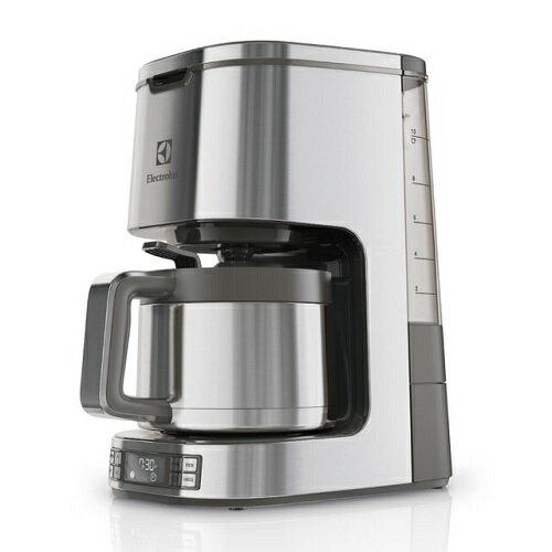 Electrolux 伊萊克斯 設計家系列 美式咖啡機 ECM7814S 防滴漏 ★106/12/26前限期贈電動咖啡磨豆機ECG3003S*1