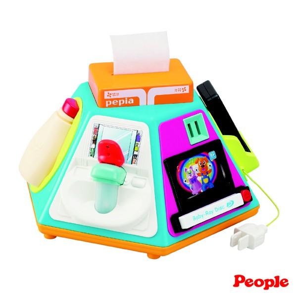 加贈純水濕巾隨身包三串《People》新超級多功能七面遊戲機 1