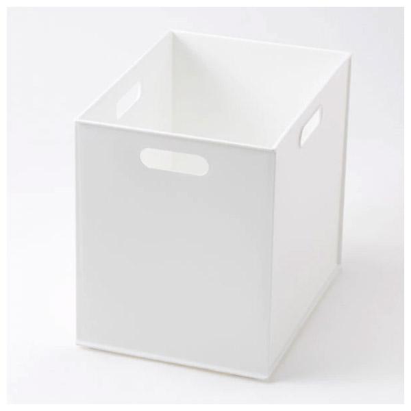 收納盒 直式半格型 N INBOX WH NITORI宜得利家居 1