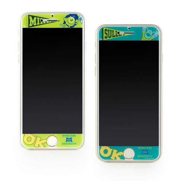 【Disney】iPhone66s彩繪保護貼-校園系列