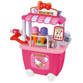 美馨兒*HelloKitty-KT冰淇淋車960元