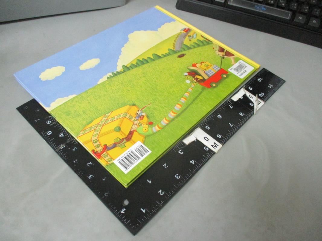 【書寶二手書T5/少年童書_J1S】包姆和凱羅的天空之旅_島田由佳