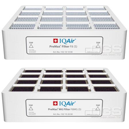 《IQAir》空氣清淨機 專用濾網 Air Cleaners, Filter