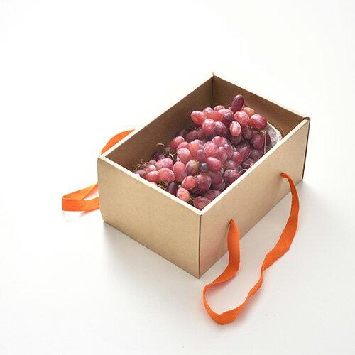 《沐果樂元》澳洲進口紅無籽葡萄1.2公斤 水果禮盒