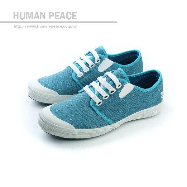 ROYAL ELASTICS CLAUDIA 帆布鞋 藍 女款 no407