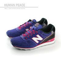New Balance 美國慢跑鞋/跑步鞋推薦NEW BALANCE 996系列 戶外休閒鞋 紫 女款 no632