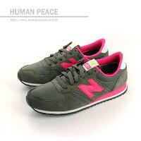 New Balance 美國慢跑鞋/跑步鞋推薦NEW BALANCE 420系列 休閒鞋 墨綠 女款 no694