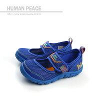 New Balance 美國慢跑鞋/跑步鞋推薦New Balance 207系列 涼鞋 藍 小童 no714