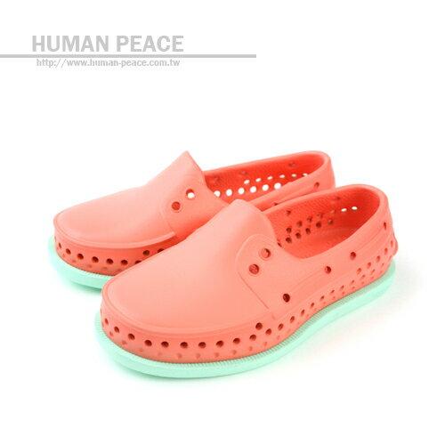 native HOWARD CHILD 輕量 舒適 防水 好穿脫 水陸兩用鞋 洞洞鞋 戶外