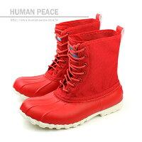 native 輕量懶人鞋、休閒防水鞋到native JIMMY 靴子 紅 男女款 no260