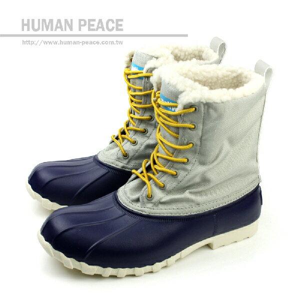 native JIMMY 靴子 藍 男女款 no267