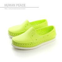 native 輕量懶人鞋、休閒防水鞋到native HOWARD CHILD 洞洞鞋 綠 小童 no319