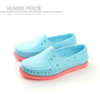 native 輕量懶人鞋、休閒防水鞋到native HOWARD CHILD 洞洞鞋 藍 小童 no320