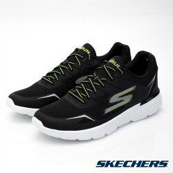 [ALPHA] SKECHERS GO RUN 400 54355BKLM 男鞋 跑鞋 記憶型泡棉鞋墊