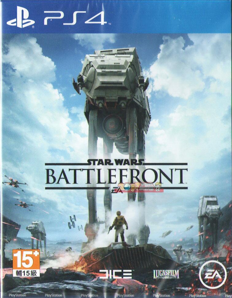 PS4 星際大戰:戰場前線(可下載七部曲DLC) -中英文亞版- Star Wars Battlefront Battlefield