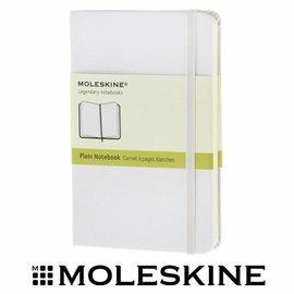 義大利 MOLESKINE 66137191 彩色素面筆記本/ 白 /P