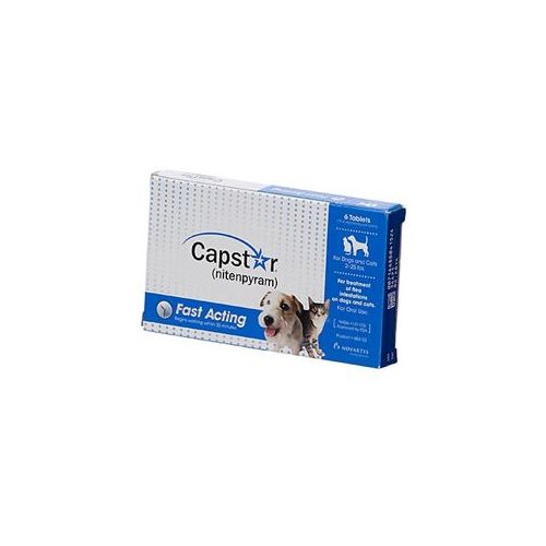 Pets With Panache Capstar Flea Tablets For Dogs And Cats Rakutencom