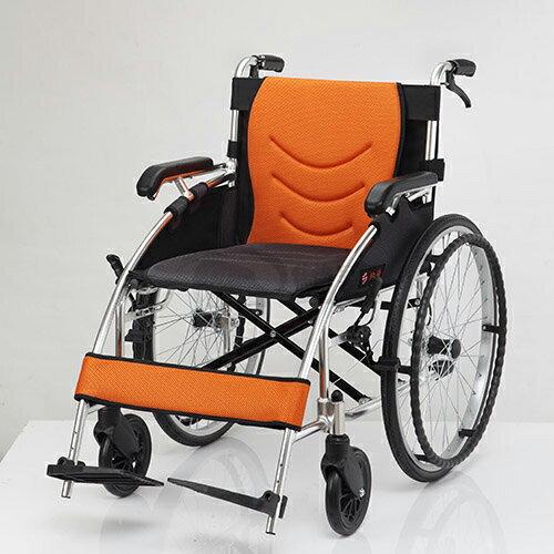 均佳 機械式輪椅 JW-120-經濟型