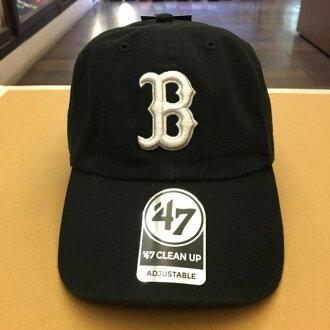BEETLE 47 BRAND 老帽 波士頓 红襪 BOSTON REDSOX DAD HAT MLB 大聯盟 黑白