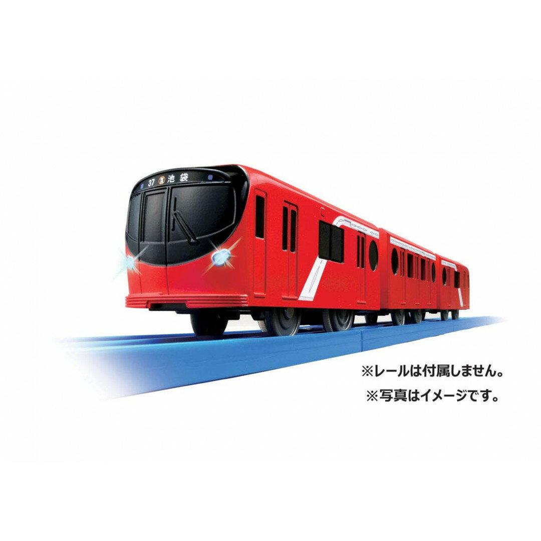 《 TAKARA TOMY 》PLARAIL鐵道王國 S-58 東京地鐵丸之內線(附燈) 東喬精品百貨