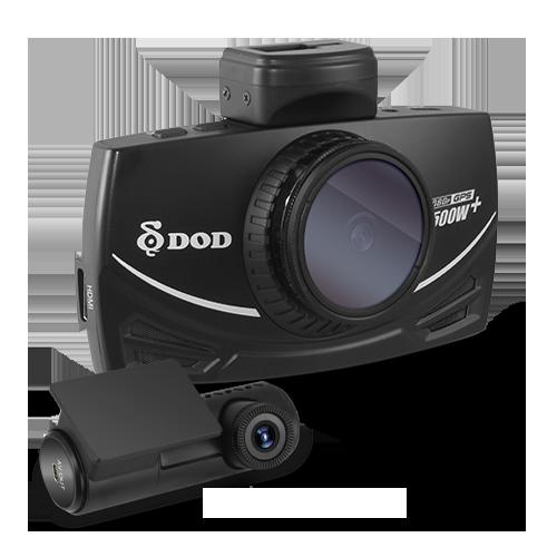 【DOD】LS500W+ 高畫質GPS行車紀錄器 (雙鏡頭1080p / SONY感光 / 測速提示) 3