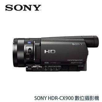 [喬傑數位]SONY HDR-CX900 數位攝影機