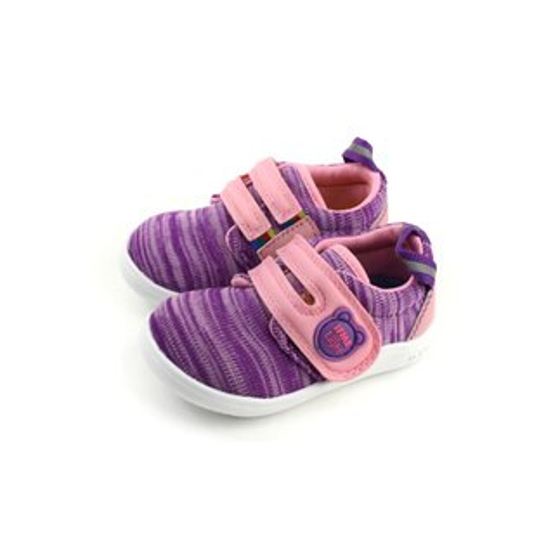 IFME運動鞋寶寶鞋機能鞋紫色小童童鞋IF22-870501no082