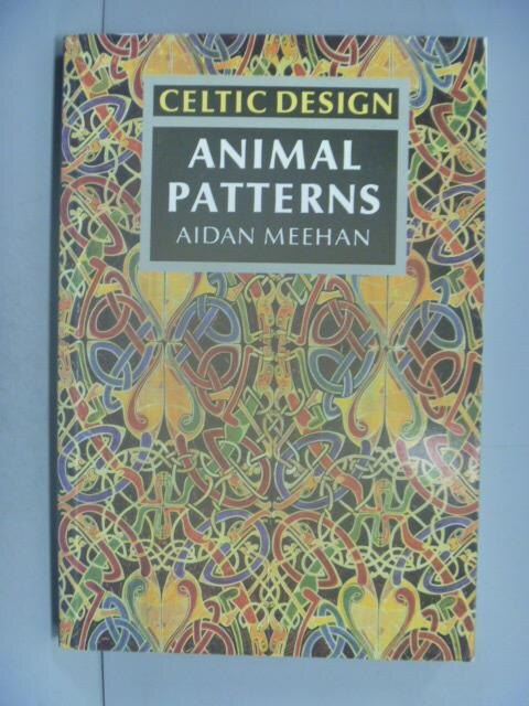 ~書寶 書T6/藝術_LLC~Celtic design. Animal patterns
